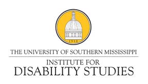 Logo for USM Institute for Disability Studies