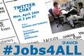 #Jobs4ALL Twitter Chat: Employment of People with Autism