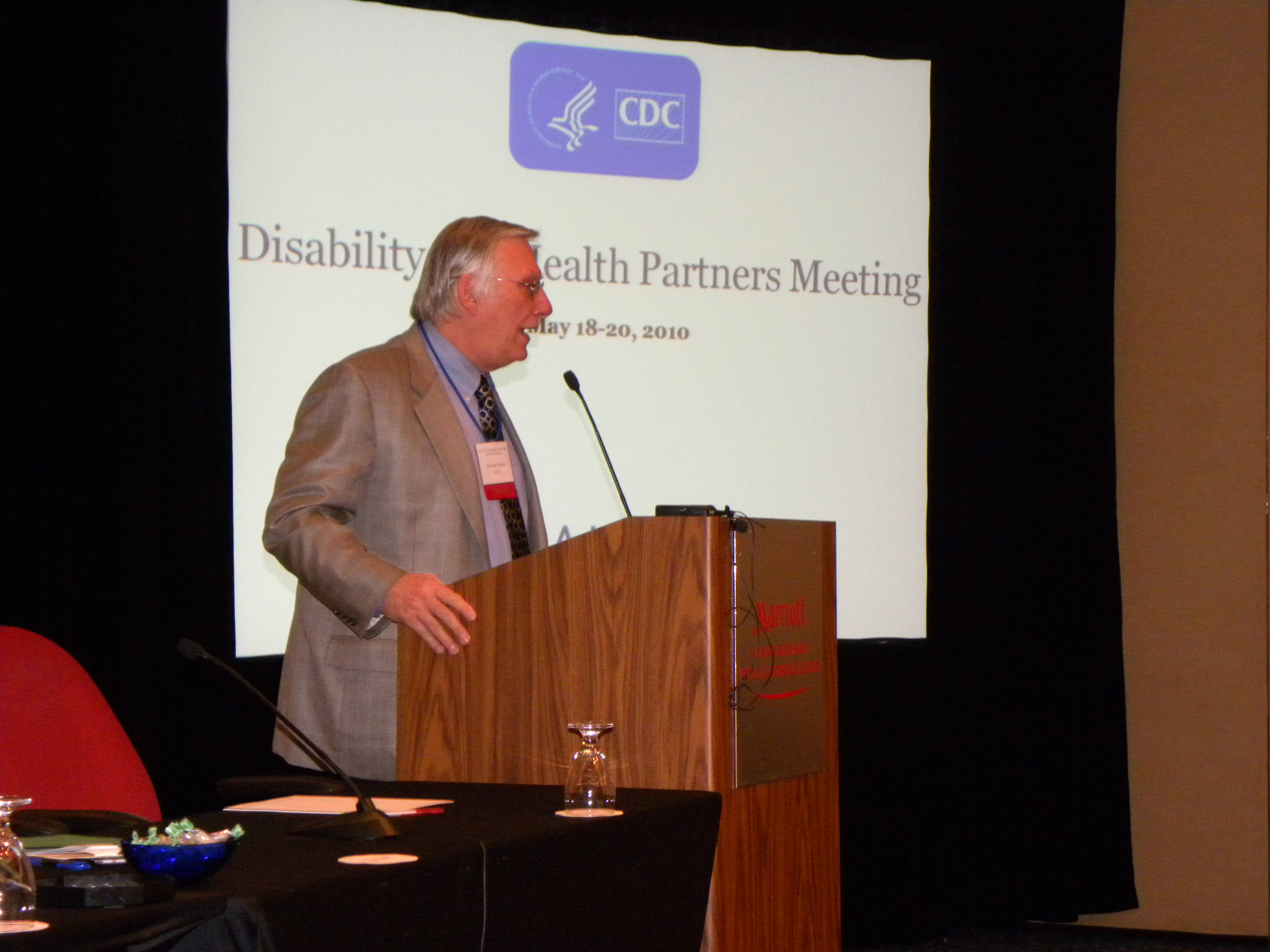2010 Disability and Health Partners Meeting Proceedings Available