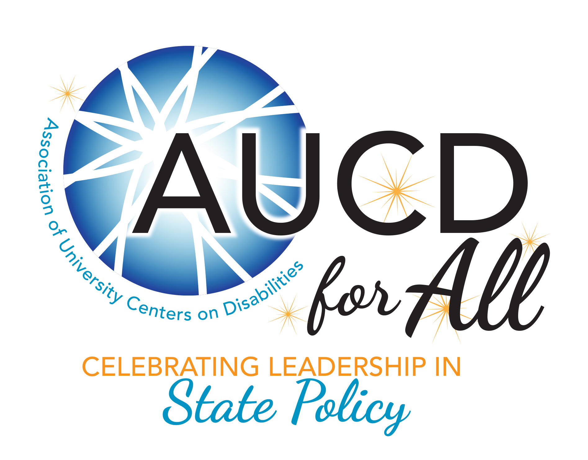 AUCD for All Gala logo