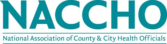 National Association of County & City Health Officials logo