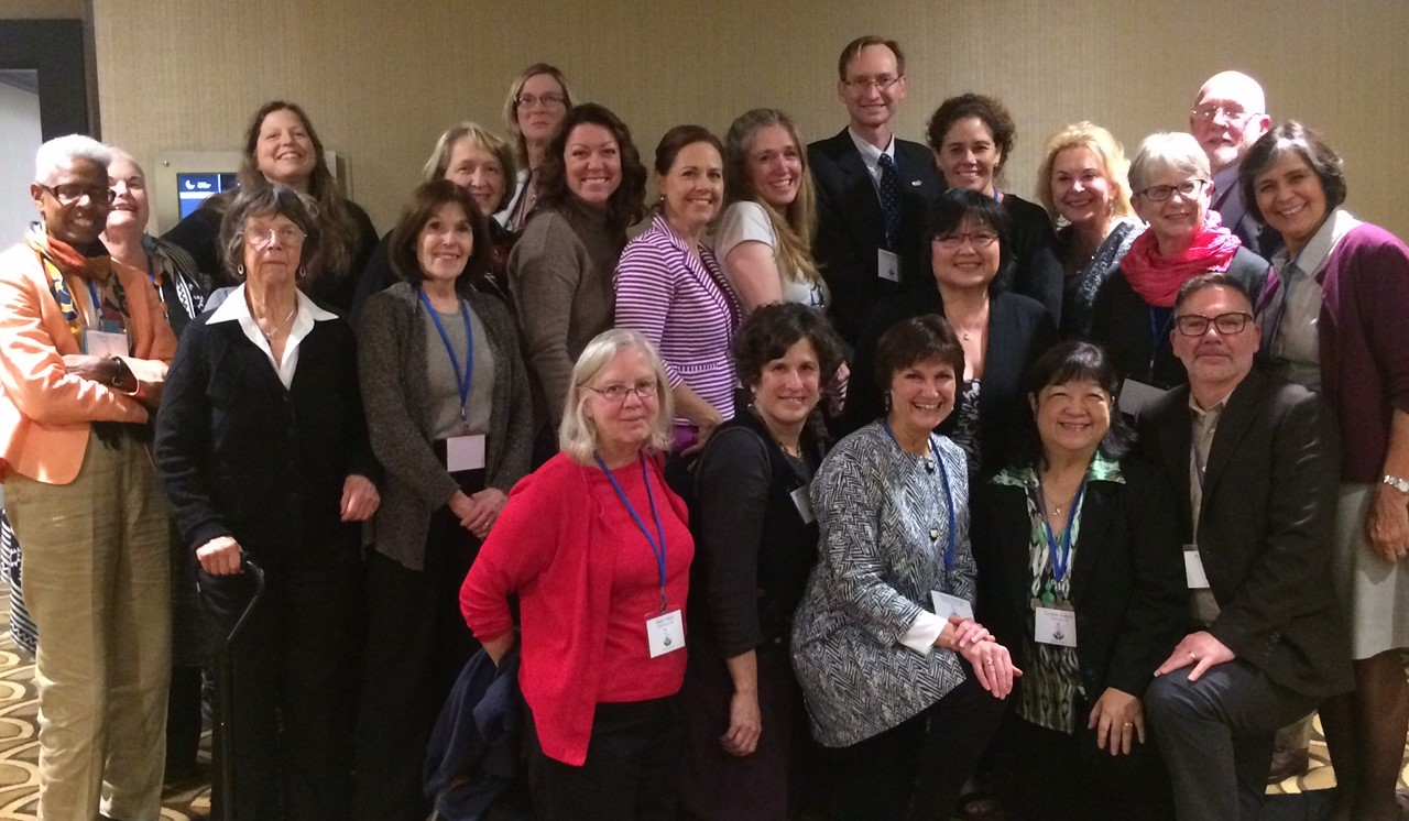 PacWest Leaders at AUCD 2015