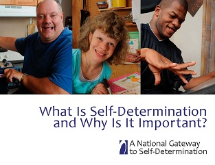 Cover of What is Self-Determination and Why is it Important?