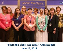 2011 Act Early Ambassadors
