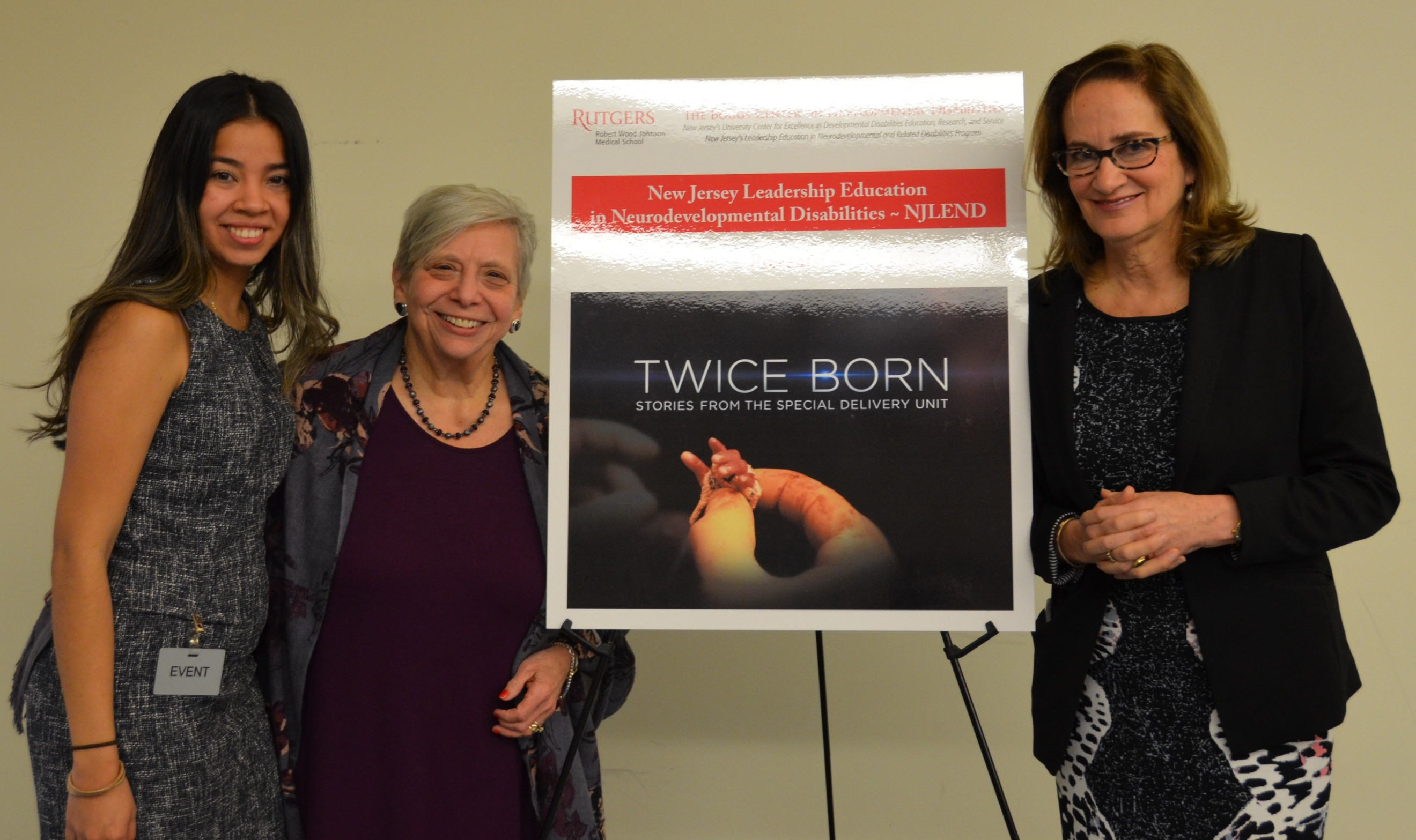 NJLEND Presents Twice Born: Stories from the Special Delivery Unit