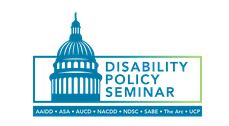 Join AUCD at the Disability Policy Seminar!