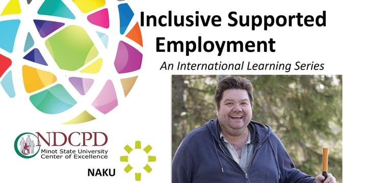 Inclusive Supported Employment: International Learning Series