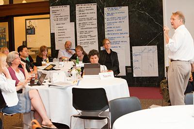 First AUCD Leadership Institute - a great success!