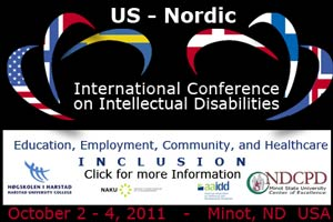 US-Nordic International Conference on Disabilities
