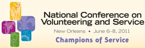 2011 National Conference on Volunteering and Service