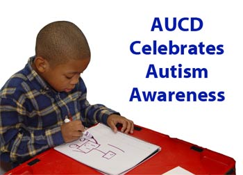AUCD Celebrates April as Autism Awareness Month
