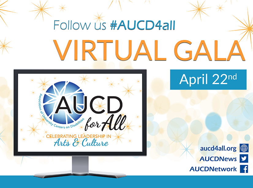 AUCD for All Gala - Celebration Leadership in Arts & Culture