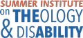 2017 Summer Institute on Theology and Disability
