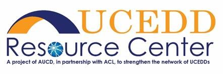 UCEDD Resource Center logo