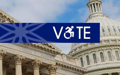 National Disability Voter Registration Week
