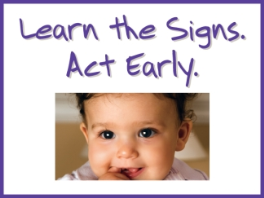2019-2021 Learn the Signs. Act Early.
