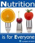 Nutrition is for Everyone - September 2016
