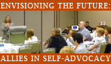Self-Advocacy Organizational Development Grantees Announced
