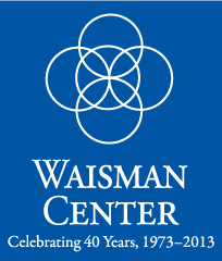 Waisman Center (WI UCEDD/LEND/IDDRC) Celebrates 40 Years of Advancing Knowledge About Developmental Disabilities