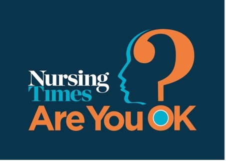 Nursing Times Are you OK with a head shaped like a question mark