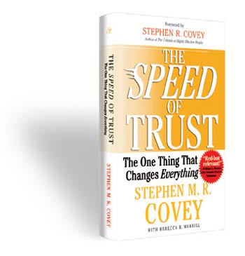 Covey's Speed of Trust