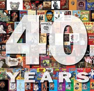 40 years image