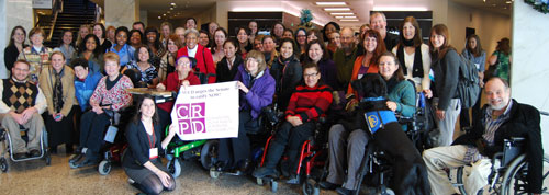 CRPD support