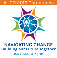AUCD2016 Conference Logo