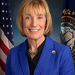 Photo of Senator Hassan