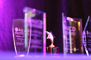 Image of AUCD awards