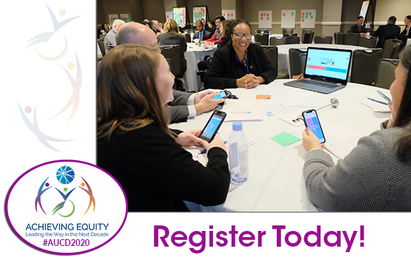 AUCD 2020: Registration is now open!