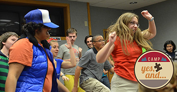 Camp Yes And for Teens on the Autism Spectrum Doubling its Impact in 2016 (IN UCEDD)