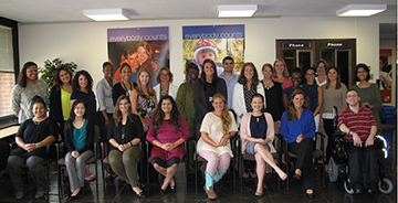 WIHD Welcomes New LEND Class (NY UCEDD/LEND)