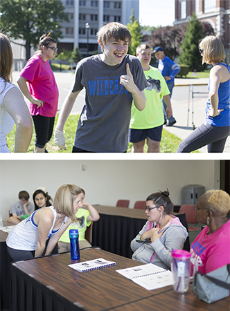 Health & Wellness Initiative Creates Positive Lifestyle Changes (KY UCEDD)