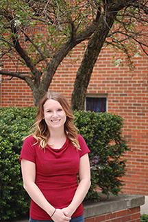 AUCD Welcomes Elizabeth Koss (OH LEND) as the 2016-17 Virtual Trainee