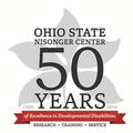 Nisonger Center's 50th Anniversary!