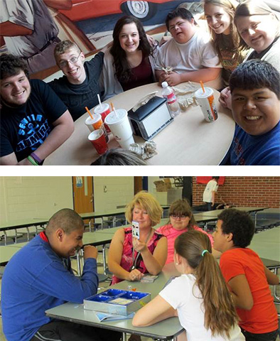 Kentucky Peer Support Network Project Fosters Friendship and Inclusion for Students with Disabilities (KY UCEDD)