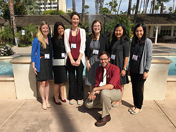 LEND Audiology Trainees Learn and Shine at EHDI 2016