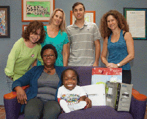 Mailman Center's Patient's Big Smile Attracts Big-Hearted Donors (FL UCEDD/LEND)