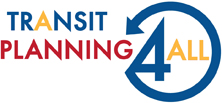 Transit Planning 4 All Logo
