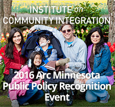 MN UCEDD to be Honored by The Arc Minnesota