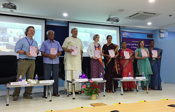 MN UCEDD Co-hosts Education Summit in India