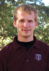 Travis Hamil, PATHS Program Assistant (TX UCEDD)
