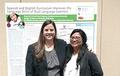 Dr. Trina Spencer, Research Director and Diana del Cid