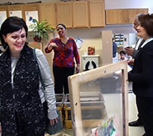 Armenian Delegations Visit MN UCEDD