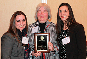 Melissa Mandrell named New Hampshire Social Worker of the Year (NH UCEDD/LEND)