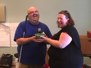 Susanna Miller-Raines wins the 2017 Tools for Life Assistive Technology Innovation Award at the Institute Designed for Educating All Students (IDEAS) Conference (GA UCEDD)