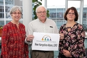 NH-ME LEND Core Team: Betsy Humphreys, Alan Kurtz and Susan Russell 2017 Diversity & Health Equity Peer Learning Collaborative