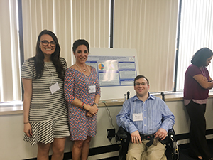Westchester Institute for Human Development (WIHD) LEND Trainees present final projects to New York State Department of Health