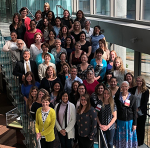Picture of 2019 Act Early Ambassadors during training in May at CDC in Atlanta, GA